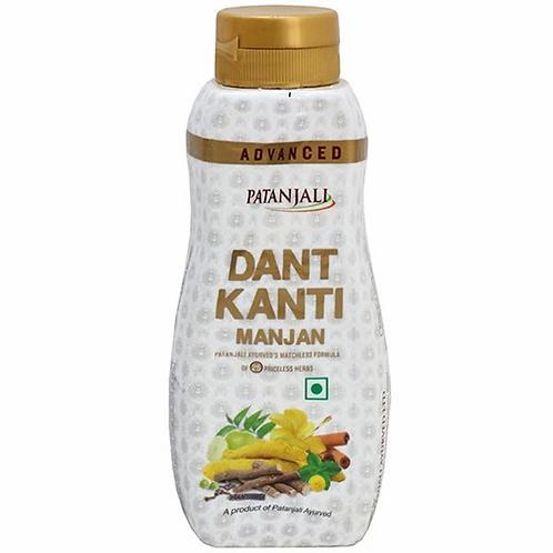 Patanjali Advanced Dant Kanti Manjan-100g