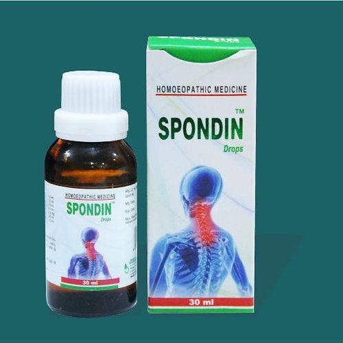 Spondin Drops( Homeopathic Medicine)