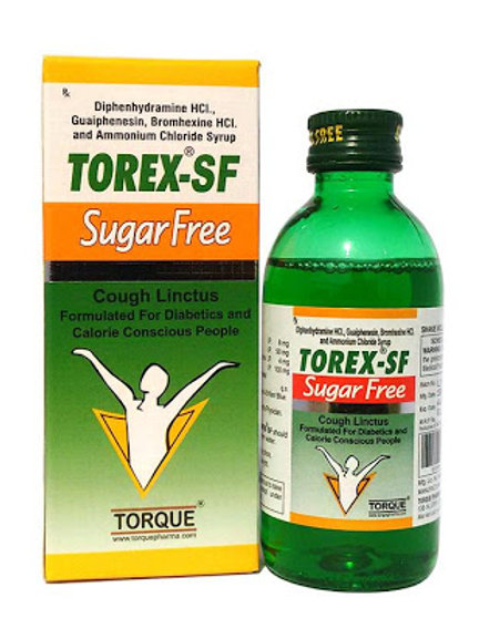 Torex-SF Syrup-100ml