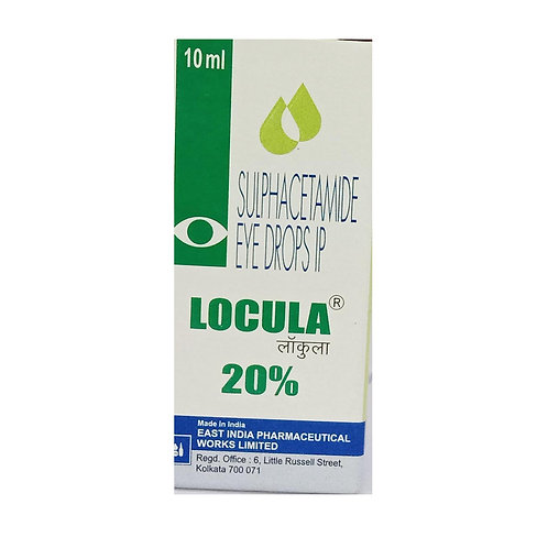 Locula 20% Eye Drop-10ml