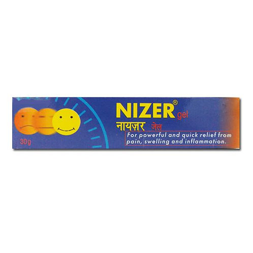 Nizer Gel (30g)