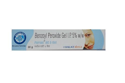Persol AC 5% Gel (30g)
