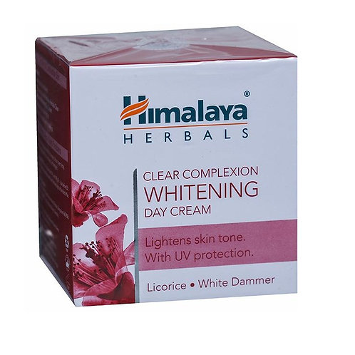 Himalaya Clear Complexion Whitening Day Cream-50g