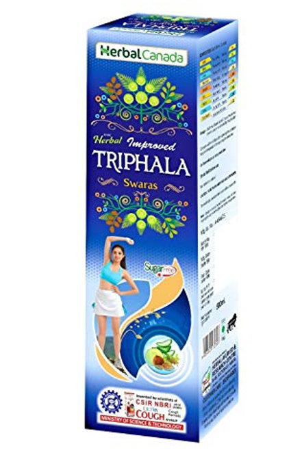 Herbal canada Triphala Swaras (500 ml)