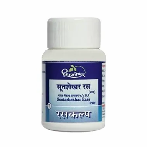Sootashekhar Ras Dhootapapeshwar (100tab)
