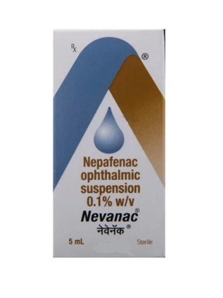 Nevanac Eye Drops-5ml