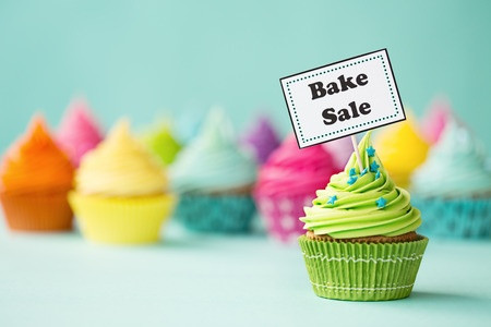 Bake Sale Volunteers And Spring Fair Auction