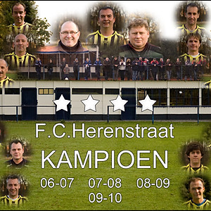 Kampioen 2009-2010