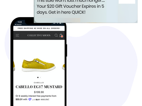 10 Push Notifications you need to send for maximizing sales on your Shopify Store