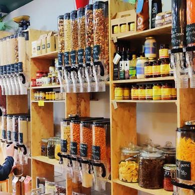 Lentils & Leather - Shelf