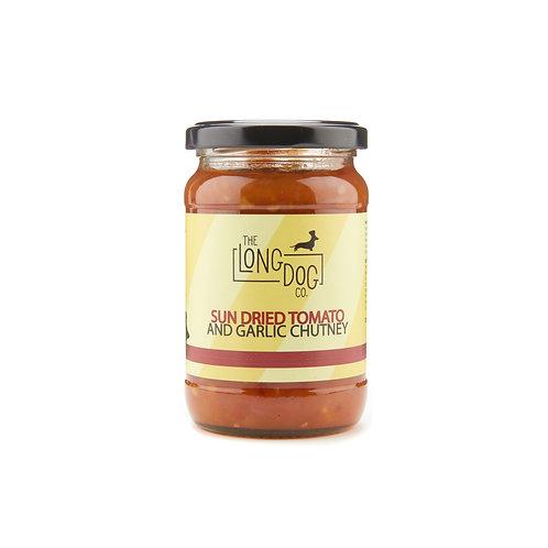 Sun Dried Tomato & Garlic Chutney