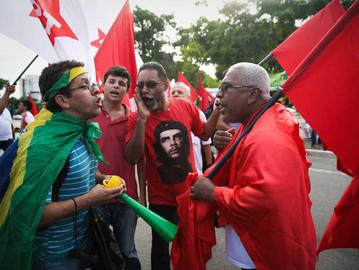 Polarização e luta de classes no Brasil