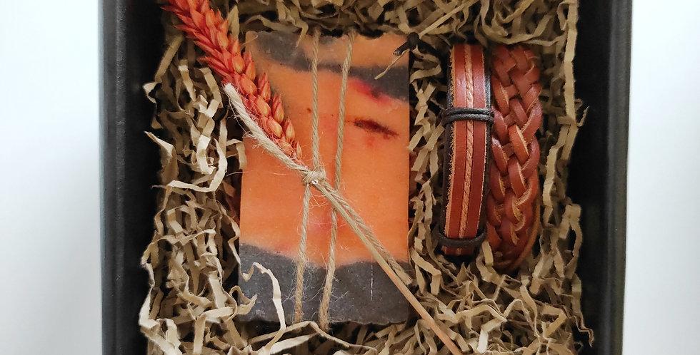 """Gift Box """"Orange Spike"""""""