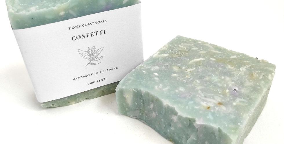 Sabonete Silver Coast - Confetti