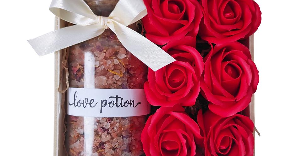 """Love Potion"" ♥ MINI Sensual Gift Box"