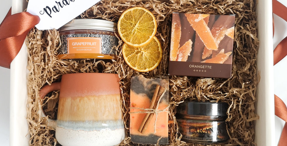 "Gift Box ""Orange & Cinnamon"""