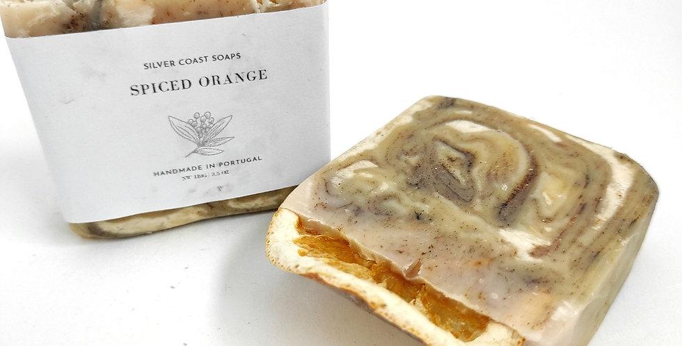 Sabonete Silver Coast - Spiced Orange