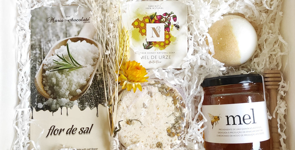"Gift Box ""Honey Honey"""