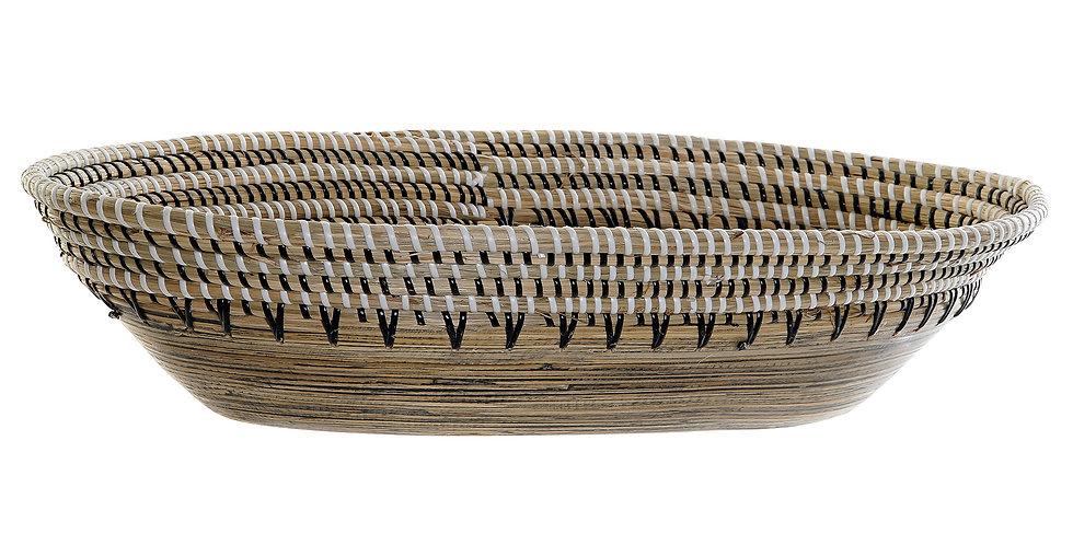 Bandeja Bambu 54,5X32X11