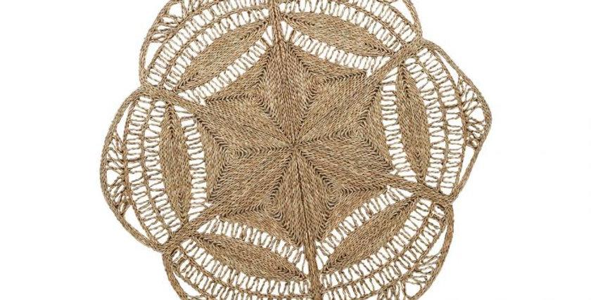 Tapete Fibra Seagrass - Estrela Natural
