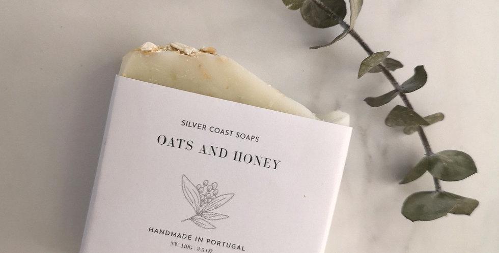 Sabonete Silver Coast - Oats & Honey