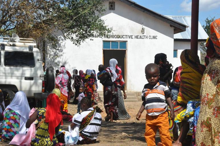 Operational Labor Clinic  Mloka, Tanzania