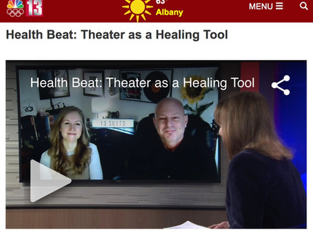 Health Beat: Theater as a Healing Tool