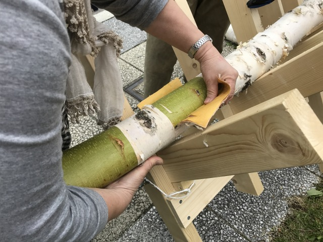 深川市の木育フェスに参加