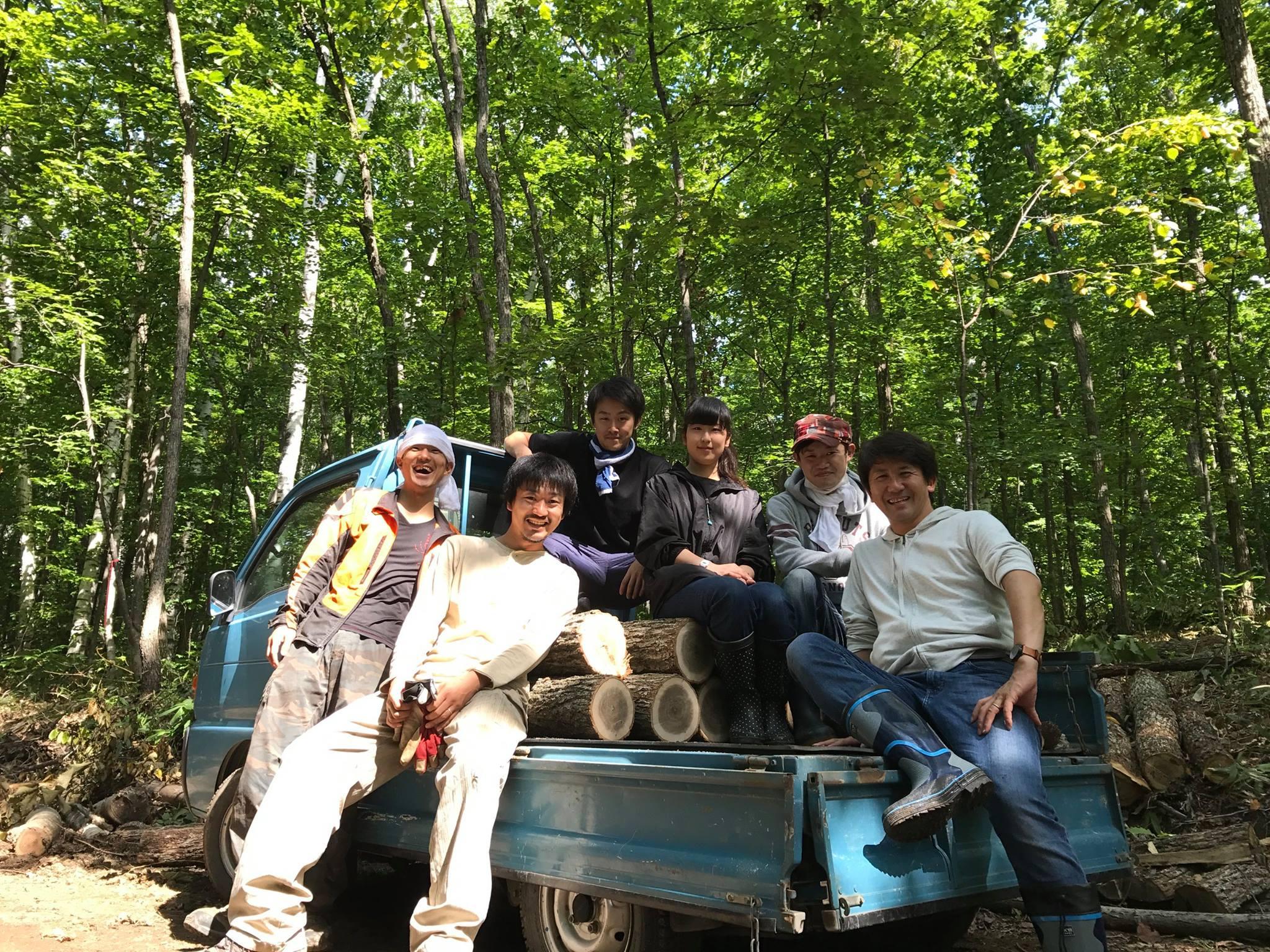 旭川大学の家具づくりプロジェクト