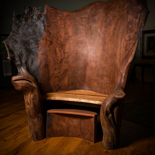 Double Wide Chair
