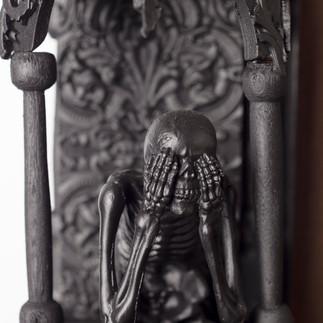 Frame detail: skeleton