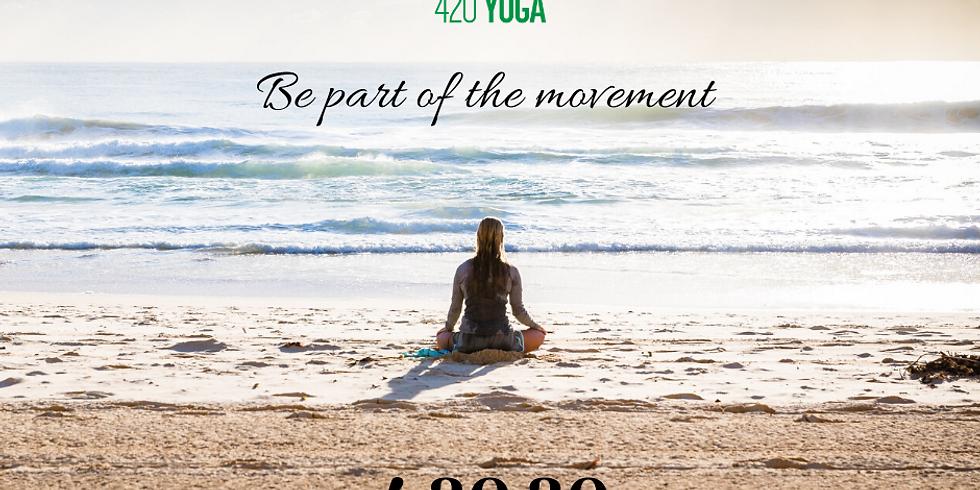 420 Yoga Online