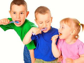 Συμβουλές για τη στοματική υγεία των παιδιών