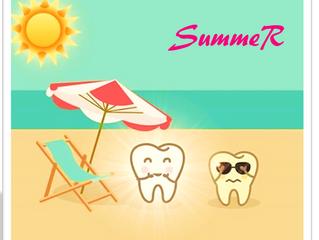 7 Συμβουλές για την προστασία των δοντιών το καλοκαίρι