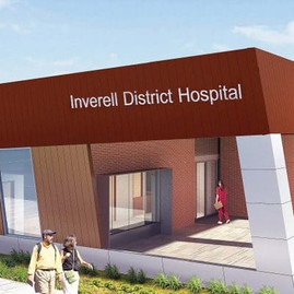 Inverell Hospital Re-development