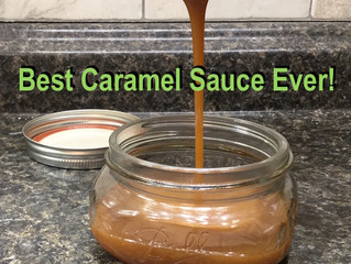 How to Make Instant Caramel Sauce in Your Microwave!
