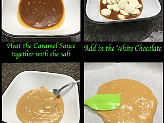 Amyzing Caramel Truffles & Caramel Fudge