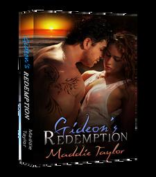 Gideon's Redemption paperback transparen