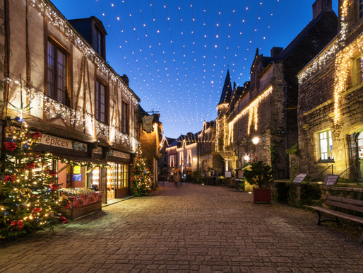 Un Noël à Rochefort-en-Terre