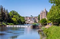 panorama-chateau-canal-josselin-bretagne