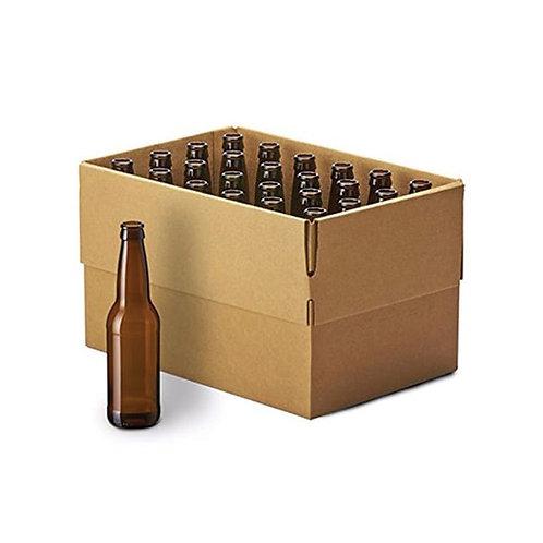 Caja con 24 Botellas 355 ml y Fichas
