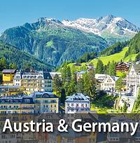 Austria & Germany holiday accommodations