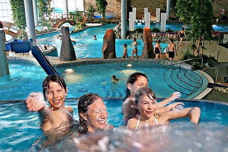 Åre Suède piscine d'aventure