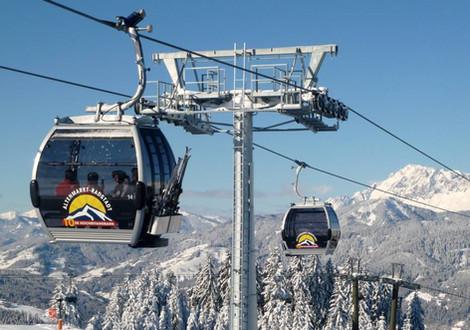 Ski resort Radstadt-Altenmarkt