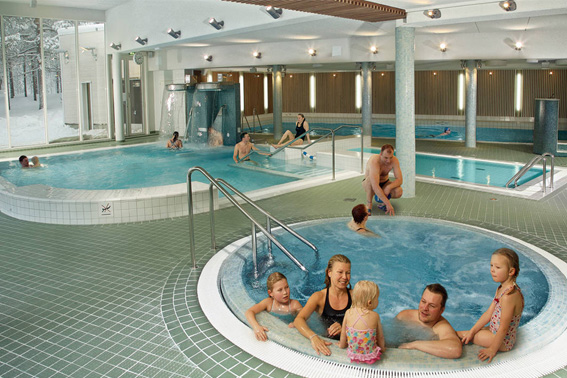 Holiday Club Salla, Lapland Finland