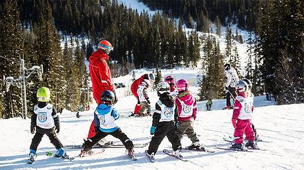 Åre Suède école de ski