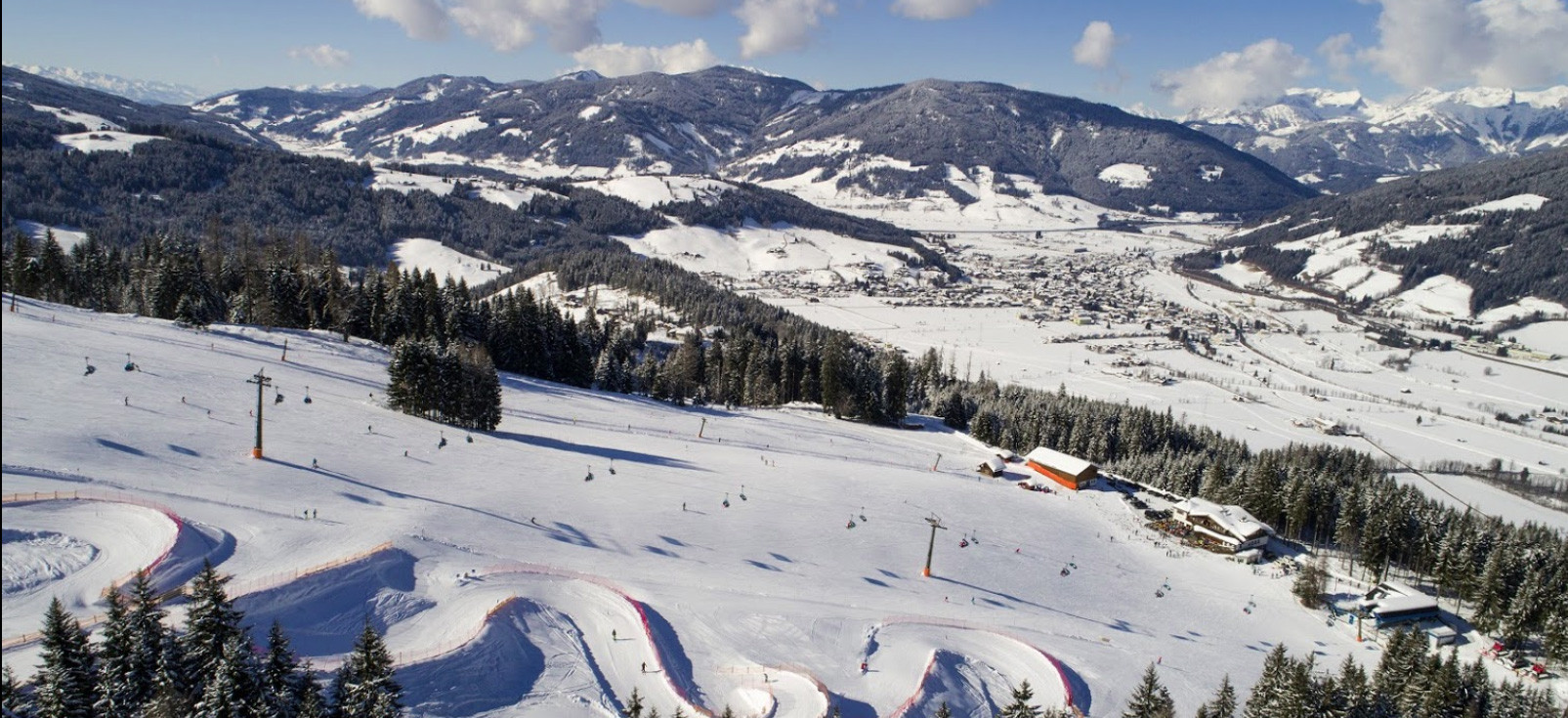 Ski resort Radstadt-Altenmarkt