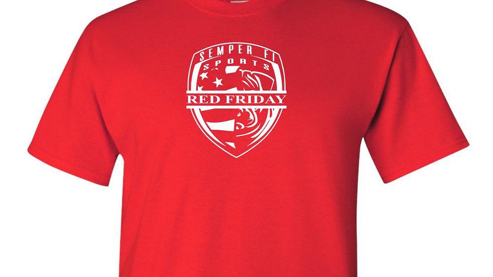 New Red Friday Fundraising Shirt