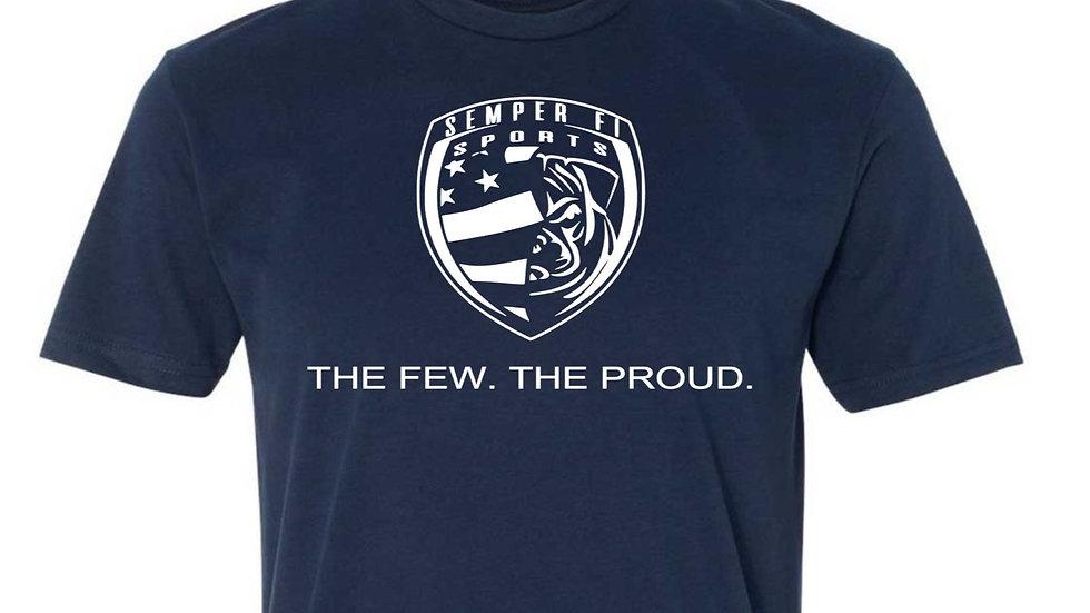 Unisex T-Shirt Shield Logo