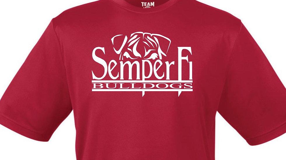 Men's Dri Fit Semper Fi Logo